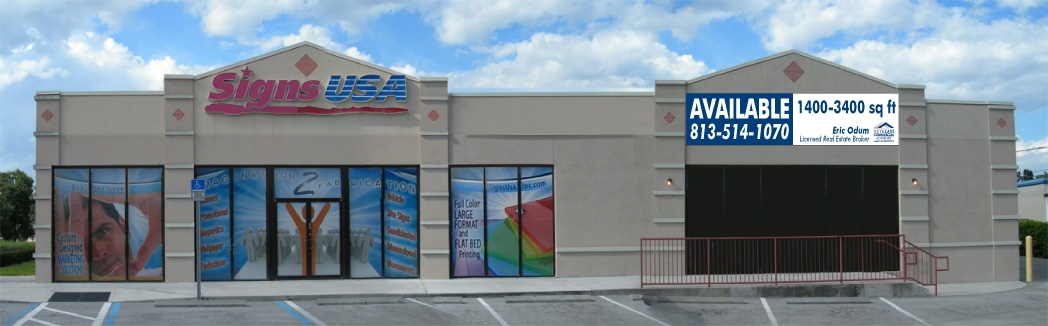 Tampa office space tampa retail property for lease - Small business spaces for rent set ...